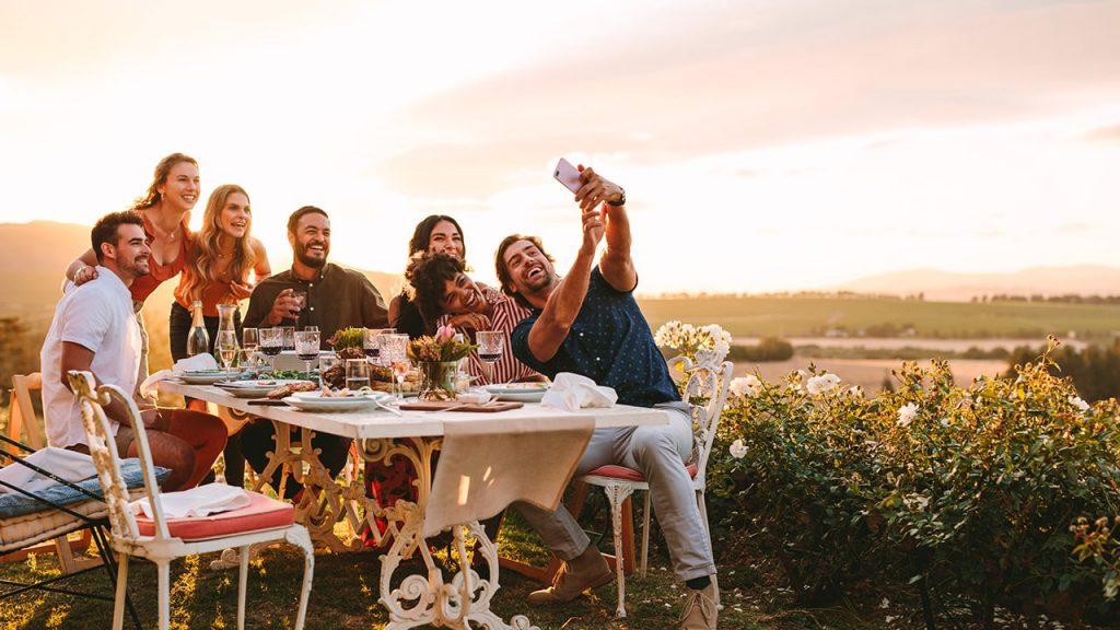 SOCIAL ETIQUETTE DINNER