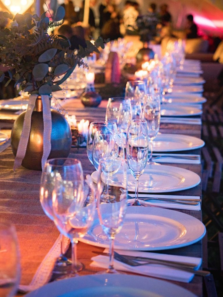 Corso social dinner